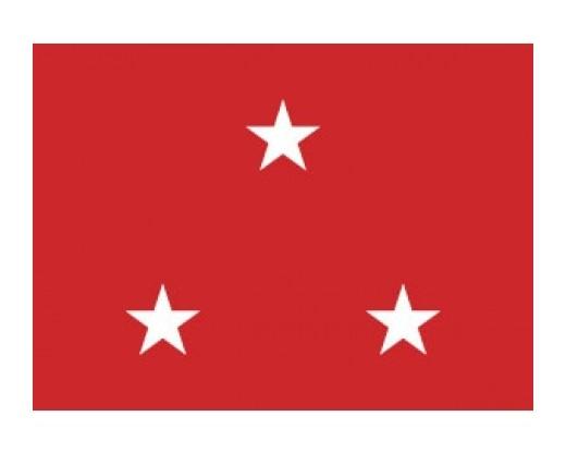 Marine Corps Lieutenant (3 Stars) General - Indoor Flag