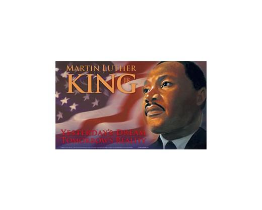 ML King Jr. Flag - 3x5'