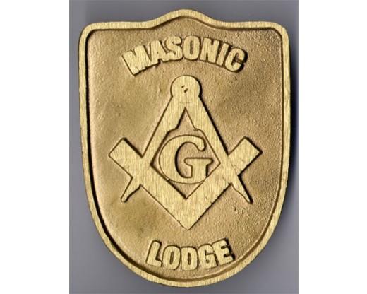 Masonic Grave Marker
