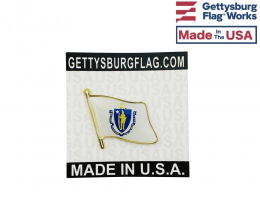 Massachusetts Lapel