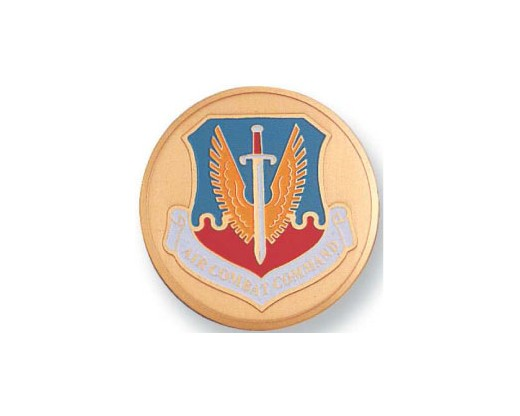 Air Combat Command Medallion