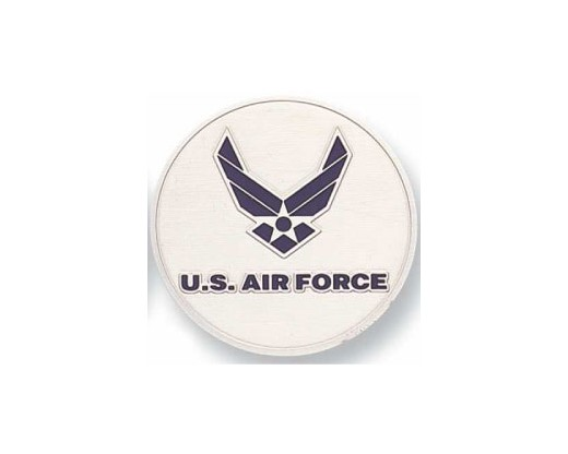US Air Force Go Blue Medallion