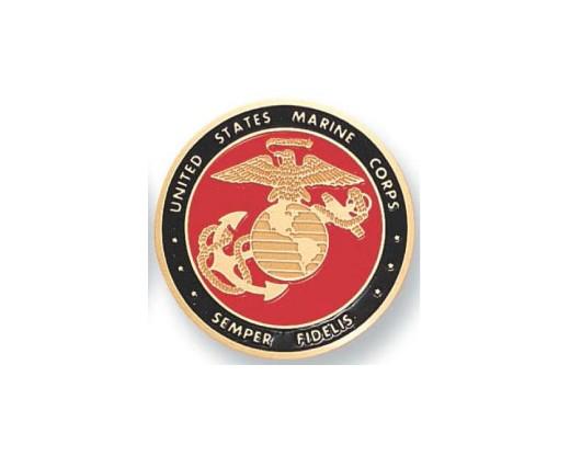 US Marine Corps Semper Fidelis Medallion