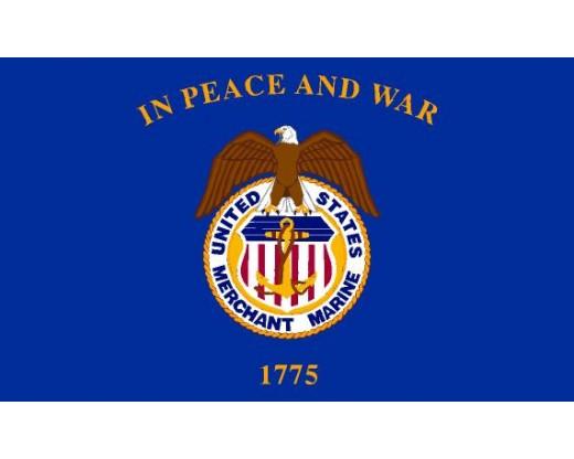 Merchant Marines Flag