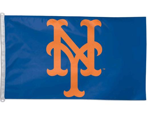 NY Mets Flag