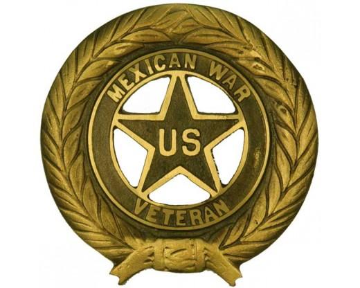 Mexican War Veteran Grave Marker