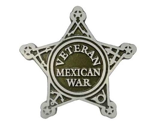 Mexican Aluminum Grave Marker