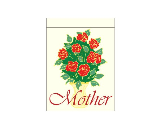 Mother Garden Flag