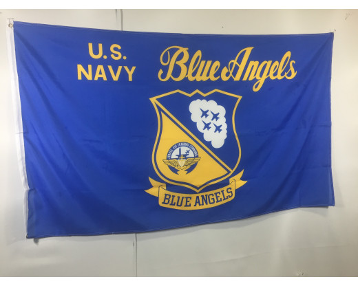 Blue Angels Flag - 3x5'