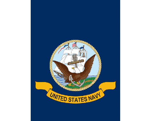 US Navy Garden Flag