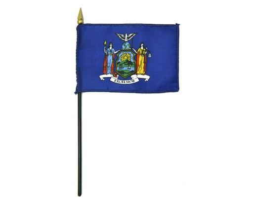 New York State Stick Flag