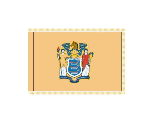 New Jersey Flag - Indoor