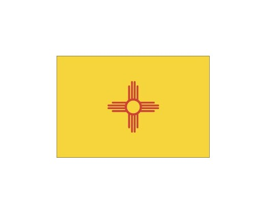 New Mexico Flag - Outdoor