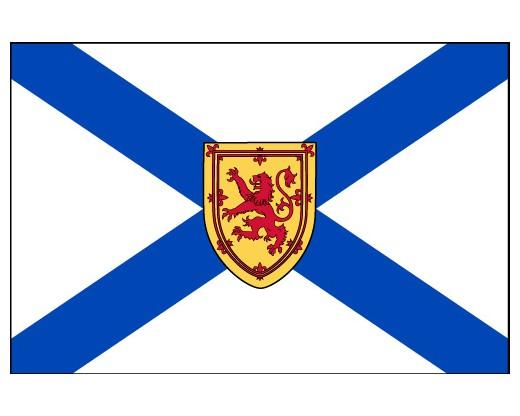 Nova Scotia Flag - 3x5'