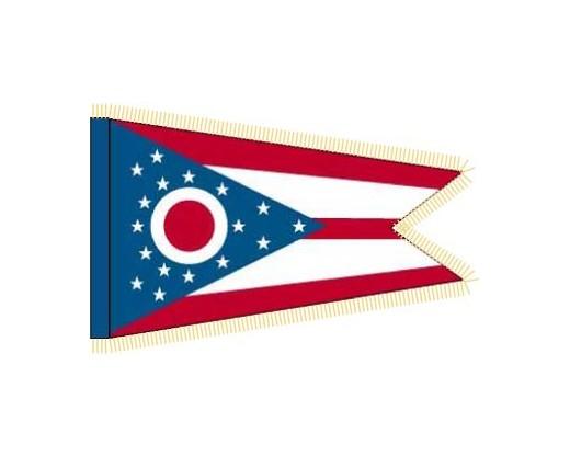 Ohio Flag - Indoor