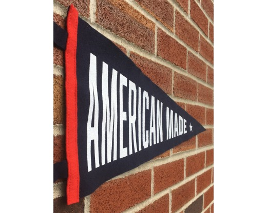 American Made Pennant
