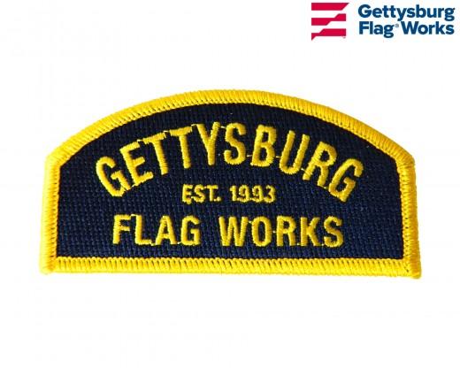 Gettysburg Flag Patch