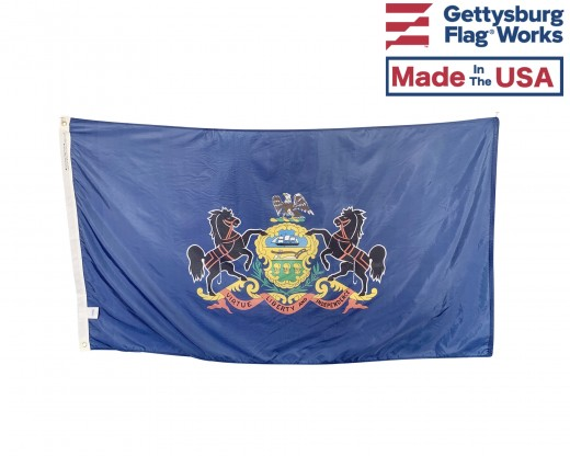 Pennsylvania Flag - Outdoor