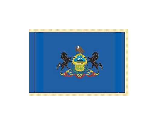 Pennsylvania Flag - Indoor