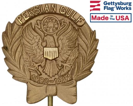 Bronze Persian Gulf Grave Marker