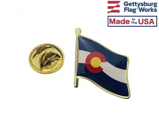 Colorado State Lapel Pin