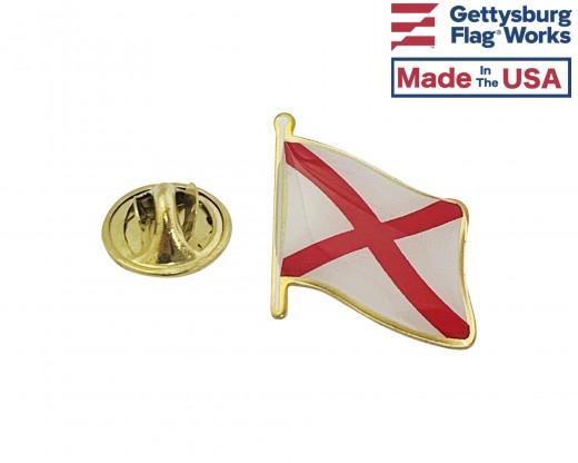Alabama lapel pin