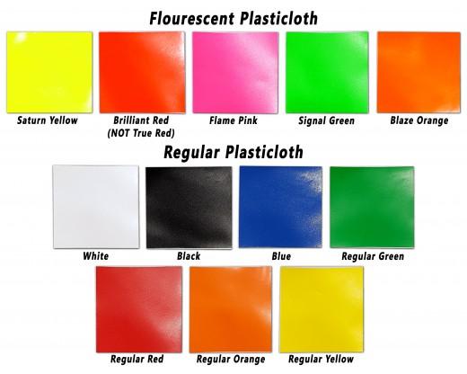 Customizable Bike Flag Color Choices
