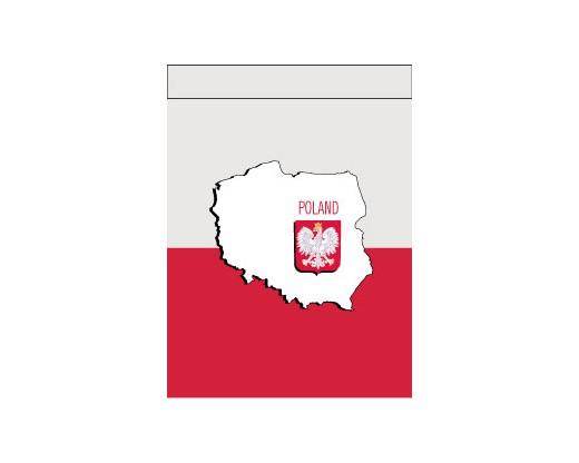 Polish Garden Flag