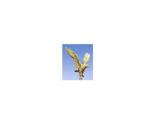 """Eagle, 16"""" Gold"""