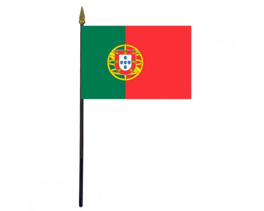 Portugal Stick Flag