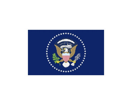 President of USA Flag - 3x5'