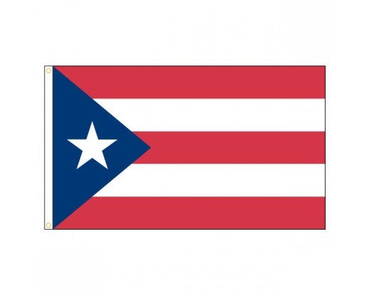 Puerto Rico Flag - Outdoor
