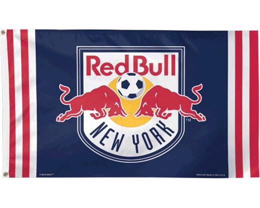 New York Red Bulls Flag