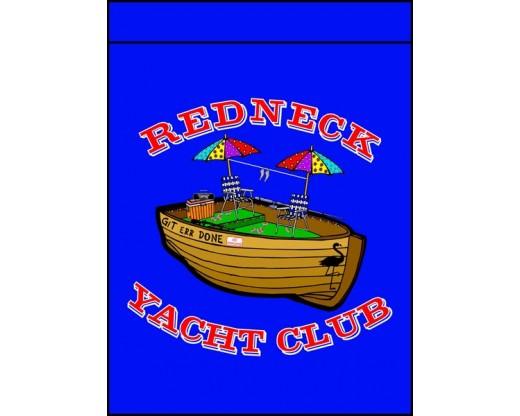 Redneck Garden Flag