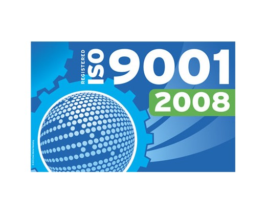 ISO 9001:2008 Flags & Banners