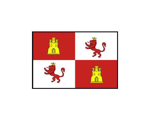 Royal Standard Of Spain Flag - 3x5'