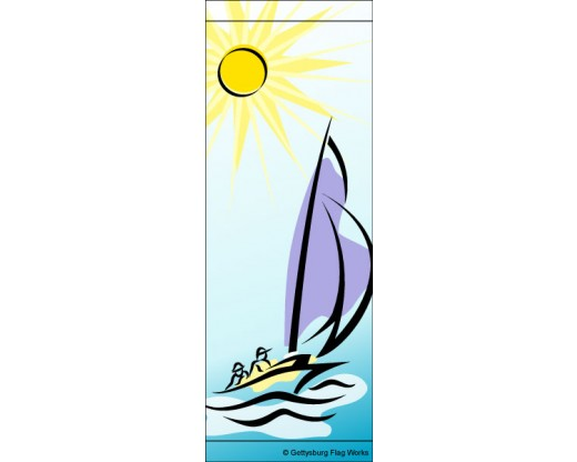 Sailboat Avenue Avenue Banner