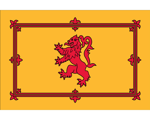 Scotland Flag (With Lion)