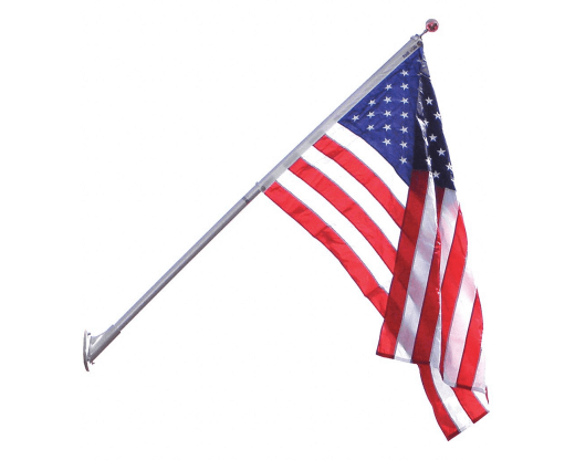 Commercial Grade Flag Pole Kit