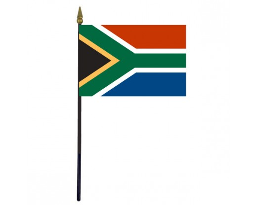South Africa Stick Flag