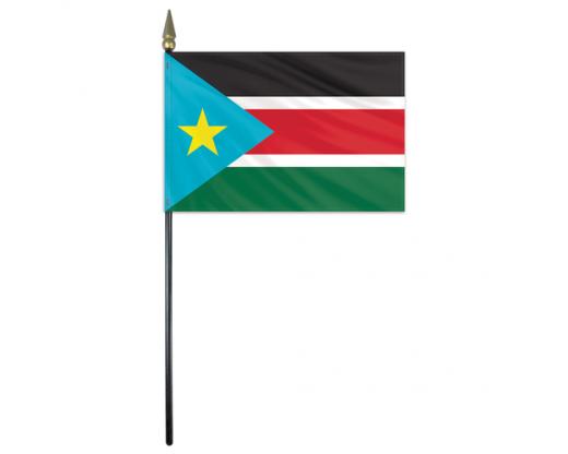South Sudan Stick Flag