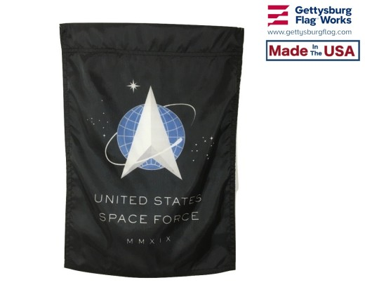U.S. Space Force Garden Flag