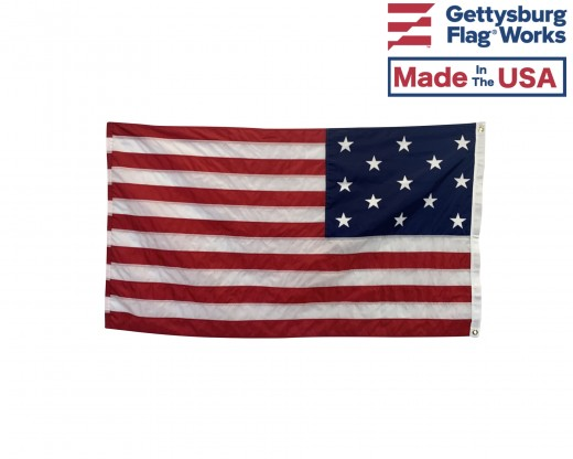 Star Spangled Banner Flag (Nylon)