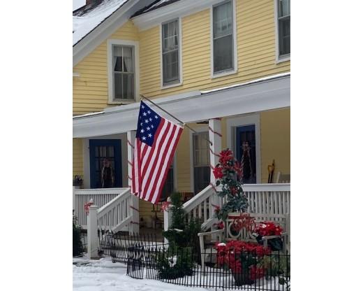 Star Spangled Banner Flag (Nylon)