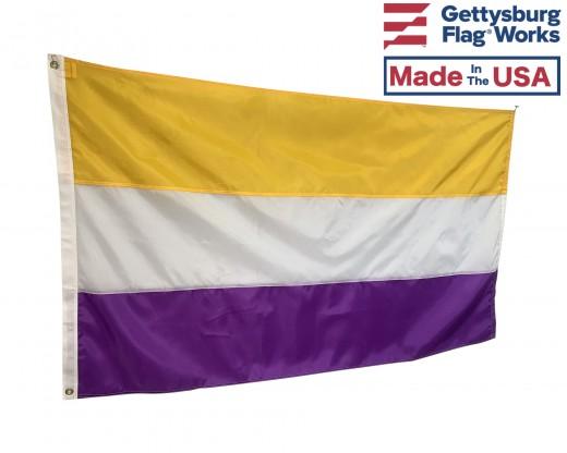 19th Amendment Womens Suffrage Flag