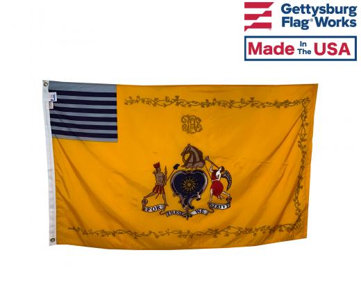 Philadelphia Light Horse Troop flag