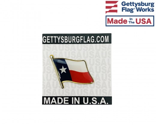 Texas Lapel Pin