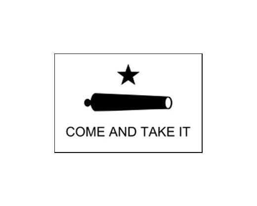 Come & Take It Flag - 3x5'
