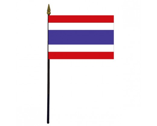 Thailand Stick Flag
