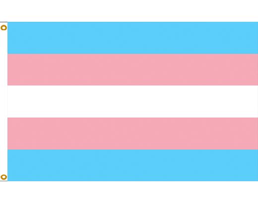 Transgender Pride Flag - 3x5'